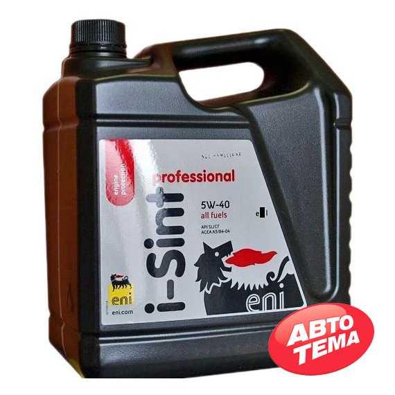 Моторное масло ENI I-Sint ProfessIonal - Интернет магазин резины и автотоваров Autotema.ua