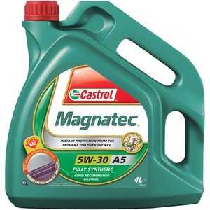 Купить Моторное масло CASTROL Magnatec 5W-30 A5 (4л)
