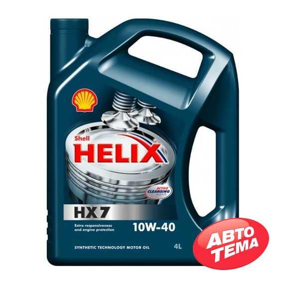 Моторное масло SHELL Helix Diesel HX7 - Интернет магазин резины и автотоваров Autotema.ua