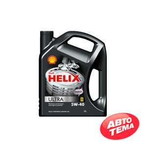Купить Моторное масло SHELL Helix Diesel Ultra 5W-40 CF (4л)