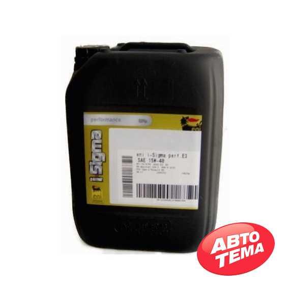 Моторное масло ENI I-Sigma perfomance E3 - Интернет магазин резины и автотоваров Autotema.ua