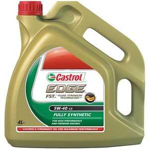 Купить Моторное масло CASTROL EDGE 5W-40 С3 (4л)