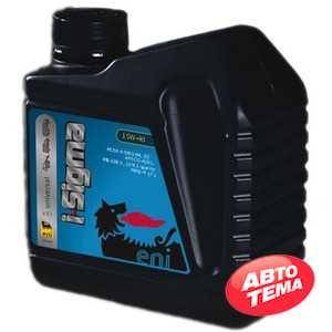 Купить Моторное масло ENI I-Sigma universal 10W-40 API CI-4 ACEA E7 A3/B3/B4 (4л)
