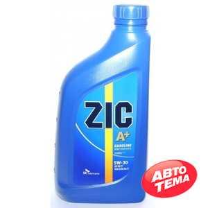 Купить Моторное масло ZIC A + 5W-30 (1л)