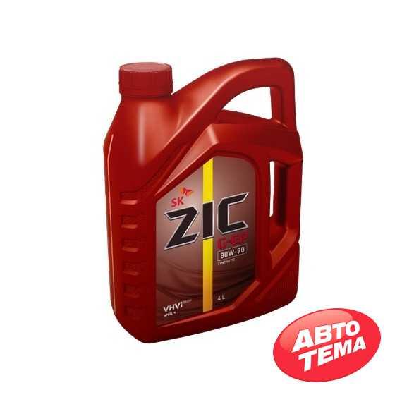 Трансмиссионное масло ZIC G-EP - Интернет магазин резины и автотоваров Autotema.ua