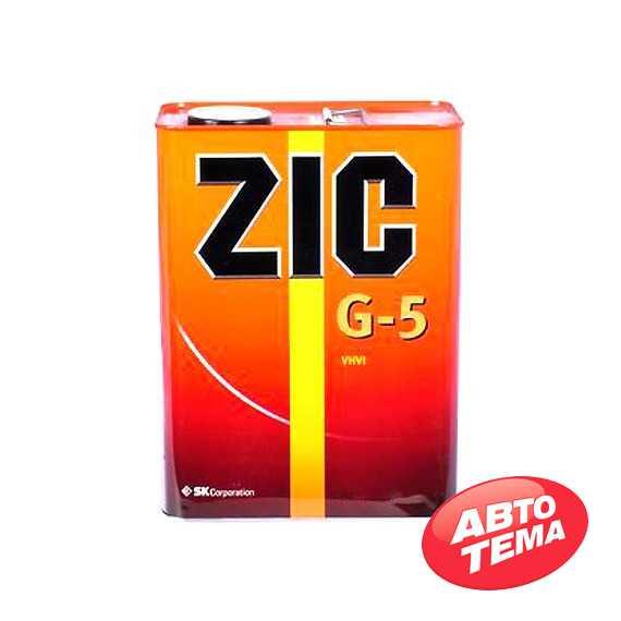 Купить Трансмиссионное масло ZIC G-5 80W-90 (20л)