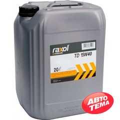 Купить Моторное масло RAXOL Eco Flow TD 15W-40 (20л)
