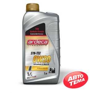 Купить Моторное масло ARDECA SYN-TEC 0W-20 (1л)