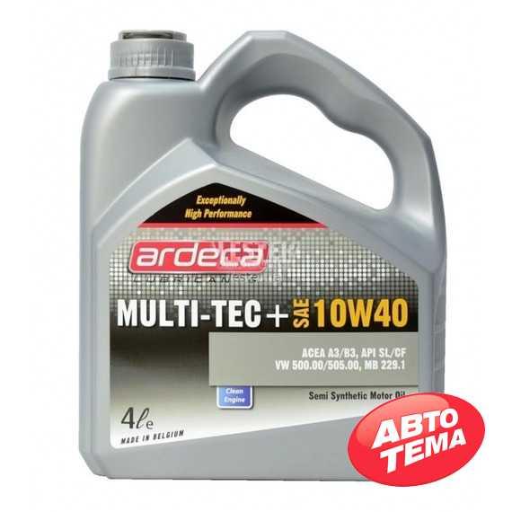 Купить Моторное масло ARDECA Multi-Tec Plus 10W-40 (4л)