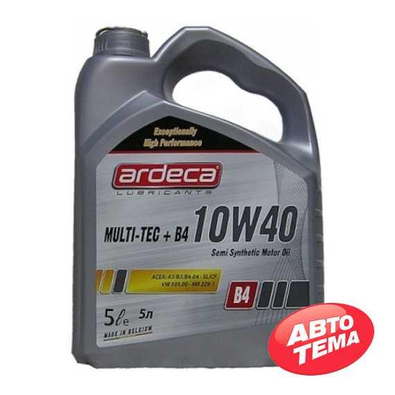 Моторное масло ARDECA Multi-Tec Plus B4 Diesel - Интернет магазин резины и автотоваров Autotema.ua