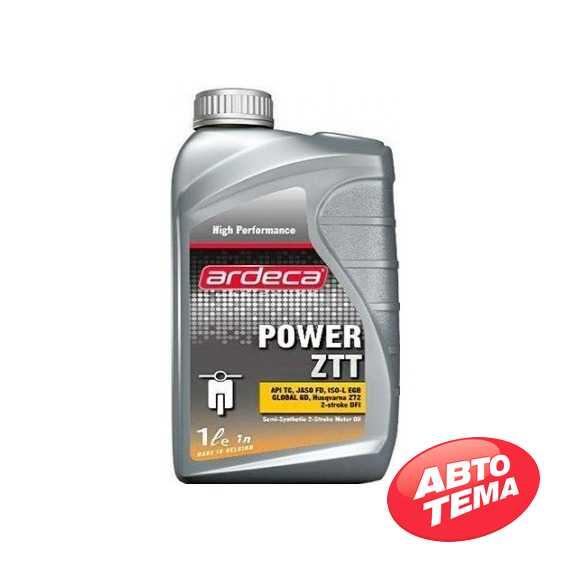 Масло для мотоциклов ARDECA 2T Power ZTT - Интернет магазин резины и автотоваров Autotema.ua
