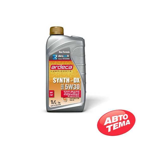 Моторное масло ARDECA SYNTH-DX - Интернет магазин резины и автотоваров Autotema.ua