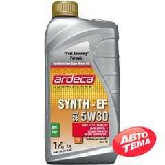 Купить Моторное масло ARDECA SYNTH-EF 5W-30 (1л)
