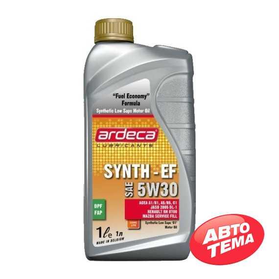 Моторное масло ARDECA SYNTH-EF - Интернет магазин резины и автотоваров Autotema.ua