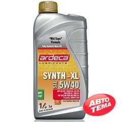 Моторное масло ARDECA SYNTH-XL - Интернет магазин резины и автотоваров Autotema.ua
