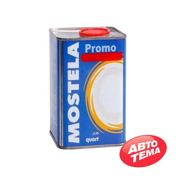 Промывочное масло MOSTELA Promo - Интернет магазин резины и автотоваров Autotema.ua