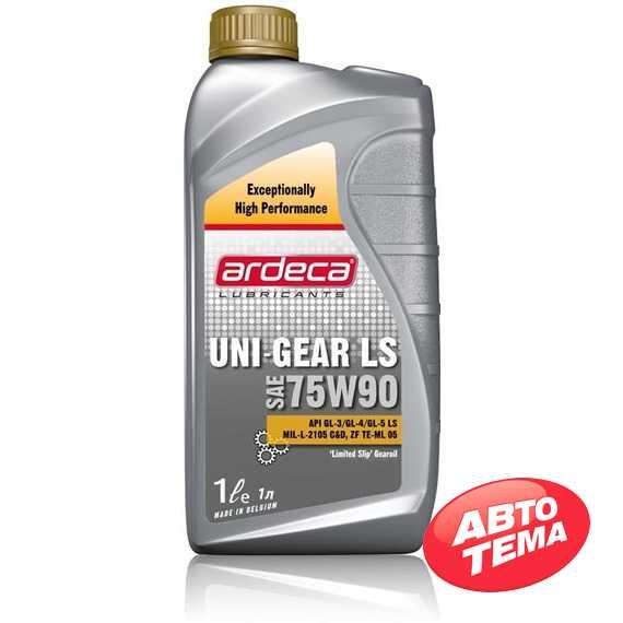 Трансмиссионное масло ARDECA Uni Gear LS - Интернет магазин резины и автотоваров Autotema.ua