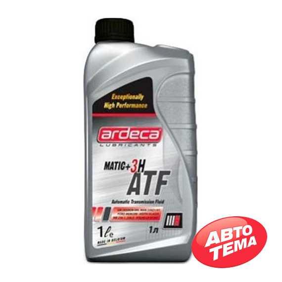 Трансмиссионное масло ARDECA ATF Matic Plus III H - Интернет магазин резины и автотоваров Autotema.ua