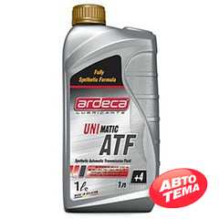 Трансмиссионное масло ARDECA Uni Matic ATF - Интернет магазин резины и автотоваров Autotema.ua