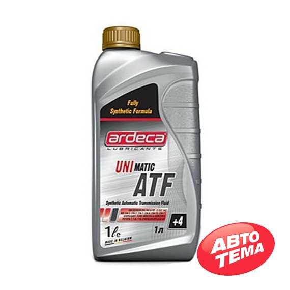 Купить Трансмиссионное масло ARDECA Uni Matic ATF (1л)