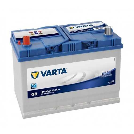 VARTA 6СТ-95Ah 830A 595405083 BD - Интернет магазин резины и автотоваров Autotema.ua