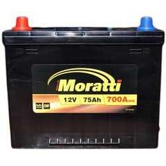 Moratti TAB 6СТ-75Ah - Интернет магазин резины и автотоваров Autotema.ua