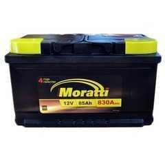 Moratti TAB 6СТ-85Ah - Интернет магазин резины и автотоваров Autotema.ua