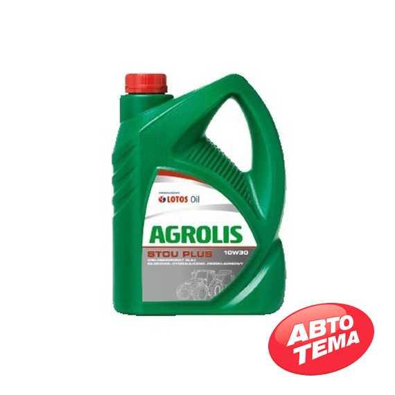 Моторное масло LOTOS Agrolis Stou - Интернет магазин резины и автотоваров Autotema.ua
