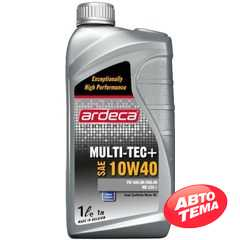 Моторное масло ARDECA Multi-Tec Plus - Интернет магазин резины и автотоваров Autotema.ua