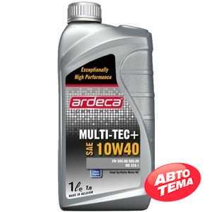 Купить Моторное масло ARDECA Multi-Tec Plus 10W-40 (1л)