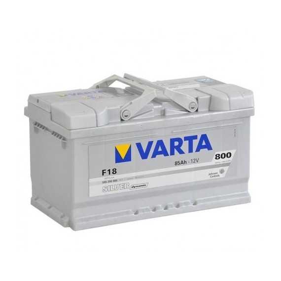 VARTA 6СТ-85Ah - Интернет магазин резины и автотоваров Autotema.ua