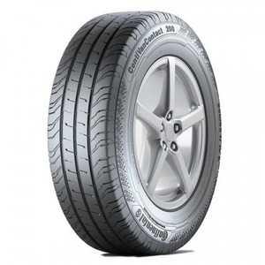 Купить Летняя шина CONTINENTAL ContiVanContact 200 225/55R17C 109/107H