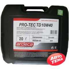 Моторное масло ARDECA PRO-TEC TD - Интернет магазин резины и автотоваров Autotema.ua