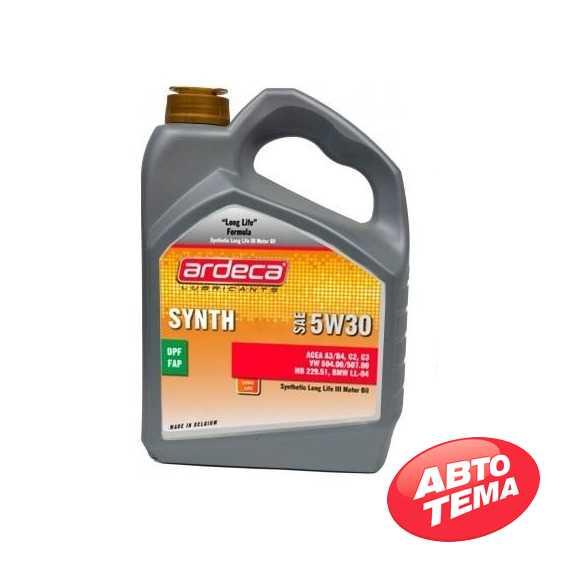 Моторное масло ARDECA SYNTH-LL - Интернет магазин резины и автотоваров Autotema.ua