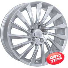 Купить WSP ITALY WSP ITALY GIULIETTA W256 SILVER R17 W7.5 PCD5x110 ET41 DIA65.1