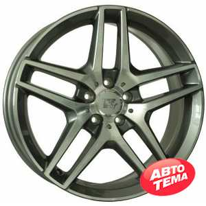 Купить WSP ITALY ENEA W771 ANTHRACITE POLISHED R19 W8.5 PCD5x112 ET38 DIA66.6