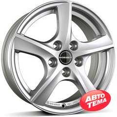 Купить BORBET TL2 Brilliant Silver R17 W7 PCD5x114.3 ET50 HUB67.1