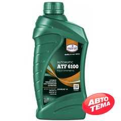 Трансмиссионное масло EUROL ATF 6100 - Интернет магазин резины и автотоваров Autotema.ua