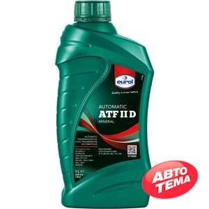 Купить Трансмиссионное масло EUROL ATF IID (1л)