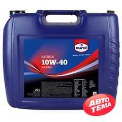 Купить Моторное масло EUROL Bediga 10W-40 (20л)
