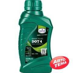 Тормозная жидкость EUROL Braikfluid DOT 4 - Интернет магазин резины и автотоваров Autotema.ua