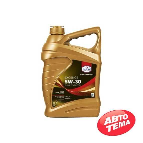 Моторное масло EUROL Excence - Интернет магазин резины и автотоваров Autotema.ua