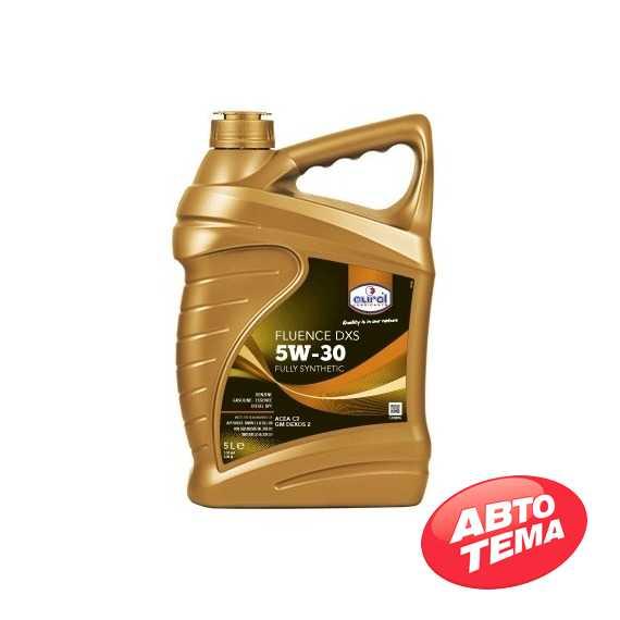 Моторное масло EUROL Fluence DXS - Интернет магазин резины и автотоваров Autotema.ua