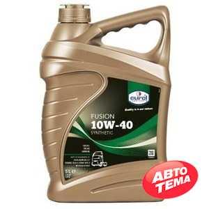 Купить Моторное масло EUROL Fusion 10W-40 (5л)