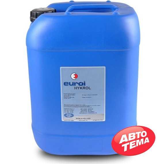 Гидравлическое масло EUROL Hykrol JD 68 - Интернет магазин резины и автотоваров Autotema.ua