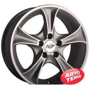 Купить Легковой диск ANGEL Luxury 506 SD R15 W6.5 PCD5x100 ET35 DIA67.1