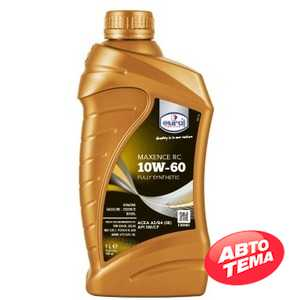 Купить Моторное масло EUROL Maxence RC 10W-60 (1л)
