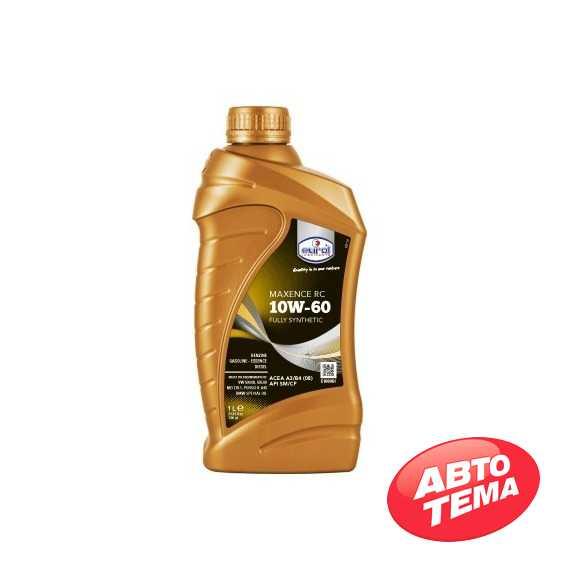 Моторное масло EUROL Maxence RC - Интернет магазин резины и автотоваров Autotema.ua