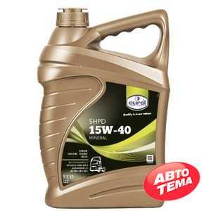 Купить Моторное масло EUROL SHPD 15W-40 (5л)