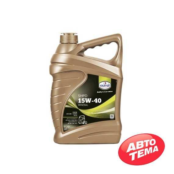 Моторное масло EUROL SHPD - Интернет магазин резины и автотоваров Autotema.ua